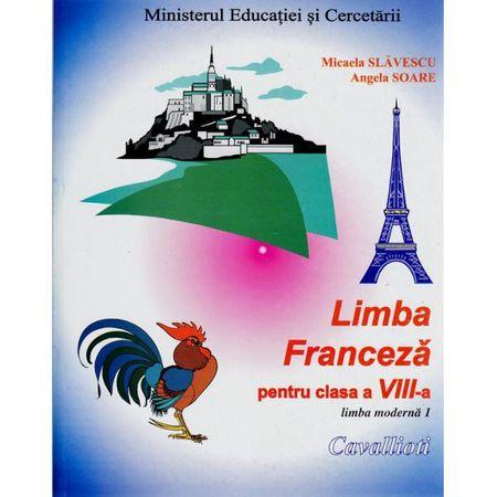 Limba franceza L1 - Clasa 8 - Manual 0