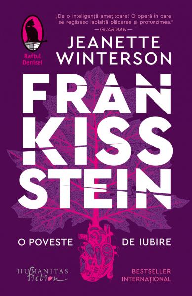 Frankissstein. O poveste de iubire de Jeanette Winterson 0