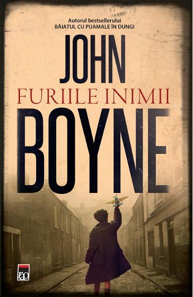 Furiile inimii de John Boyne 0