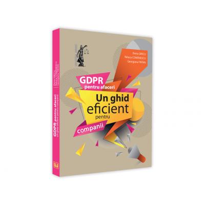 GDPR pentru afaceri de Elena Grecu [0]