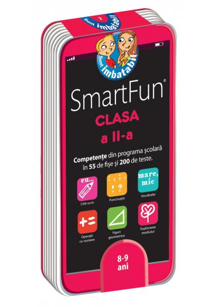 SMARTFUN - CLASA A II-A - 8-9 ANI - DPH de *** [0]