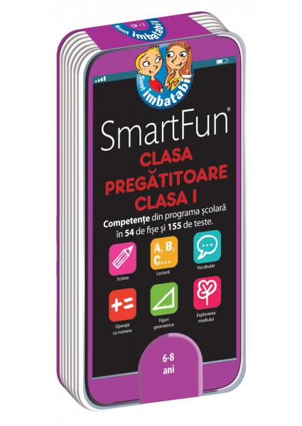 SMARTFUN - CLASELE 0-I - 6-8 ANI - DPH de *** [0]