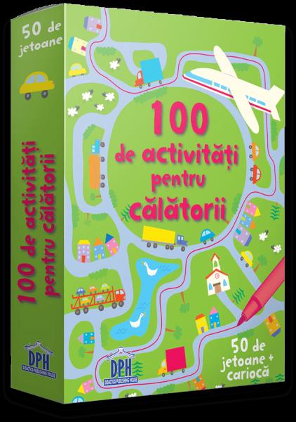 100 de activitati pentru calatorii -DPH 0
