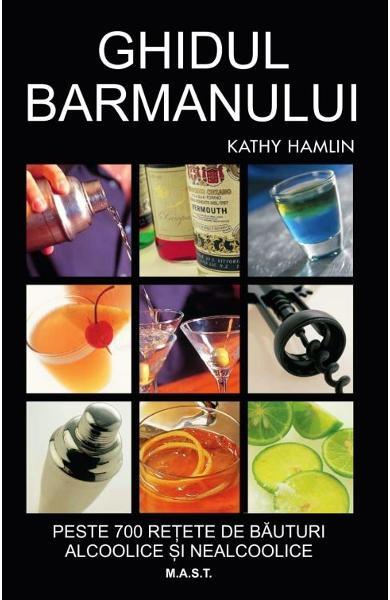 Ghidul barmanului de Kathy Hamlin 0