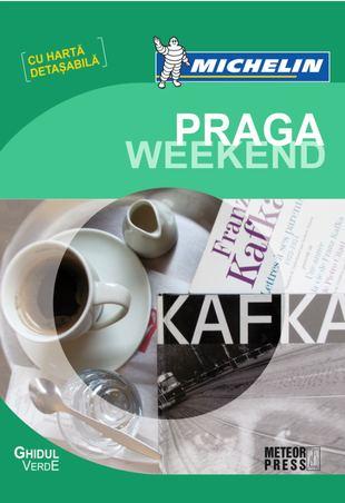 Ghidul verde Michelin Praga Weekend (cu harta detasabila) 0