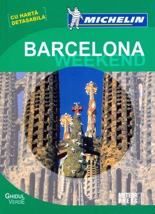Ghidul Verde Michelin Barcelona Weekend Michelin 0