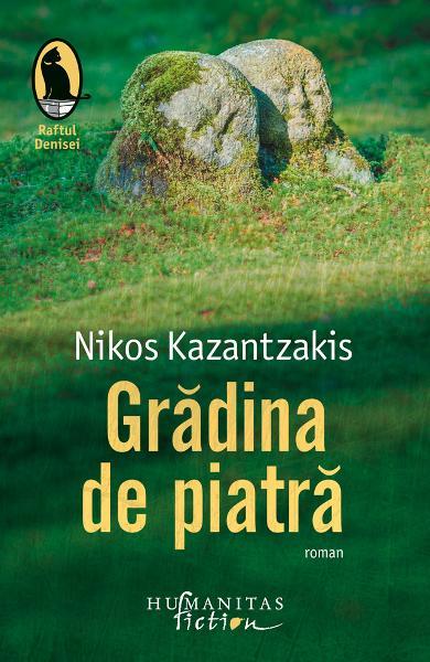 Gradina de piatra de Nikos Kazantzakis 0