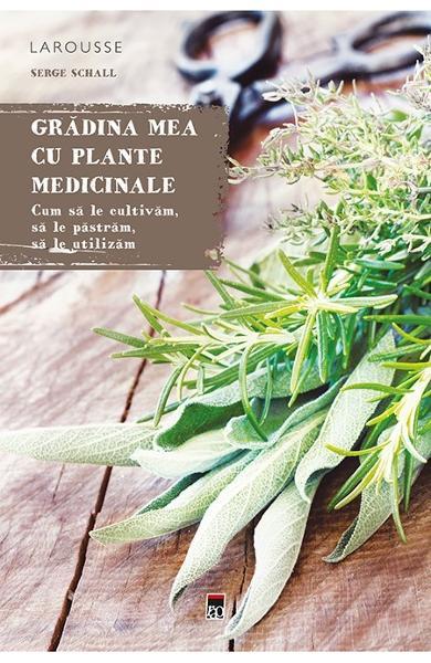 Gradina mea cu plante medicinale de Serge Schall 0