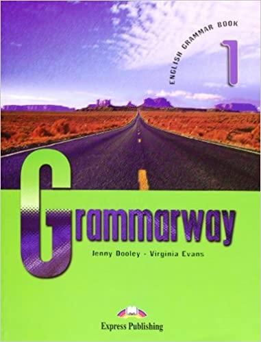 Curs de gramatica lb. engleza Grammarway 1 manualul elevului 0