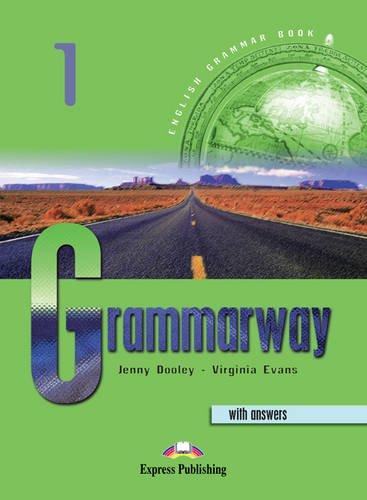 Curs de gramatica lb. engleza Grammarway 1 cu raspunsuri manualul elevului 0