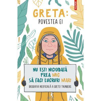 Greta: Povestea ei de Valentina Camerini [0]