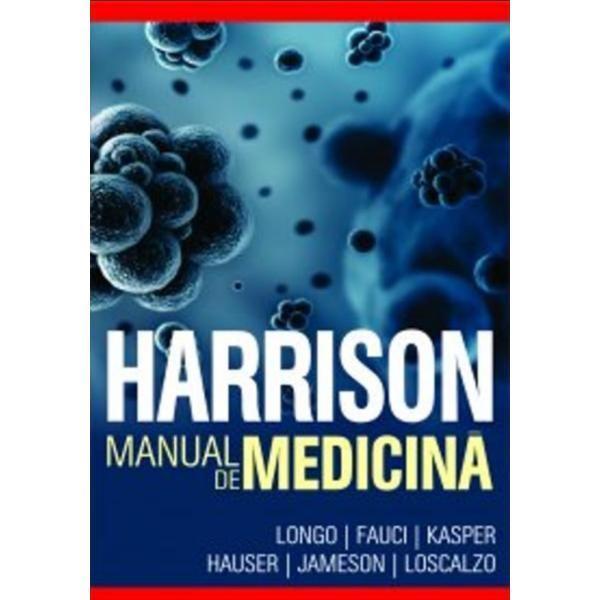 Harrison. Manual de medicina de Dan L. Longo 0