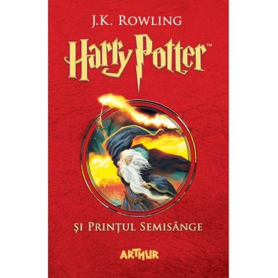 Harry Potter si Printul Semisange de J. K. Rowling [0]