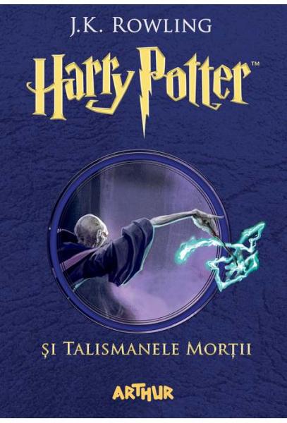 Harry Potter si Talismanele Mortii de J.K. Rowling