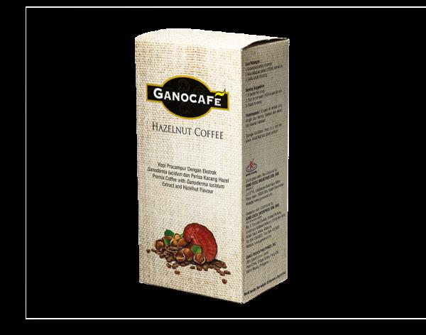 Gano Cafe Hazelnut 0