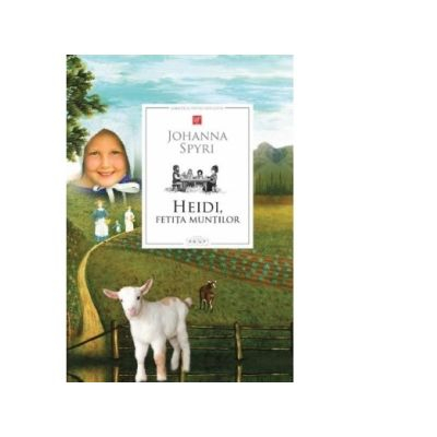 Heidi, fetita muntilor de Johanna Spyri [0]