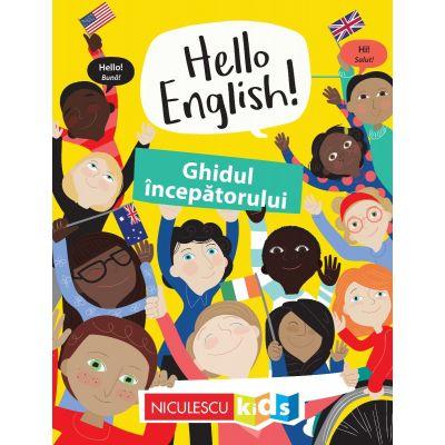Hello English! Ghidul incepatorului de Sam Hutchinson, Emilie Martin [0]