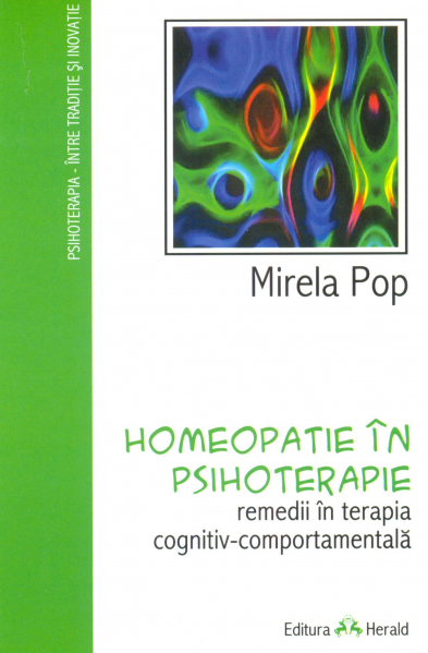 Homeopatie in psihoterapie - remedii in terapia cognitiv-comportamentala 0