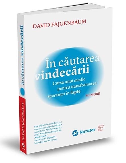 In cautarea vindecarii de David fajgenbaum [0]