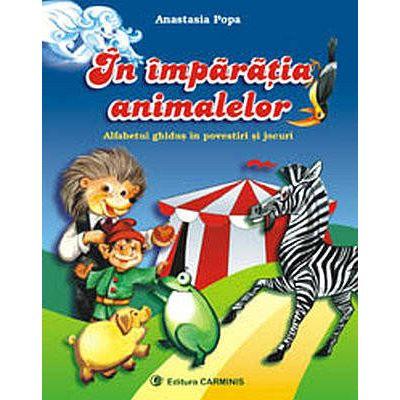 In imparatia animalelor – Clasa I (Alfabetul ghidus in povestiri si jocuri) de Anastasia Popa 0