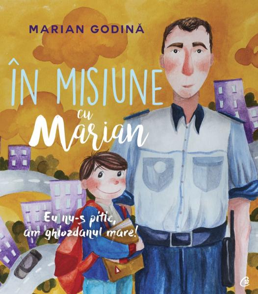 In misiune cu Marian de Marian Godina 0
