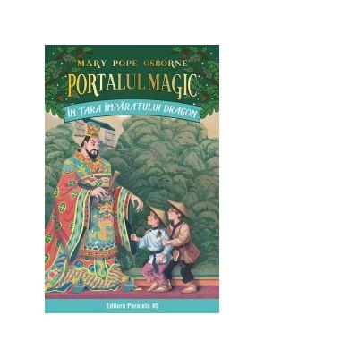 In tara imparatului Dragon. Portalul Magic de Mary Pope Osborne [0]