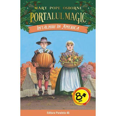 Intalniri in America. Portalul Magic numarul 23 de Mary Pope Osborne [0]