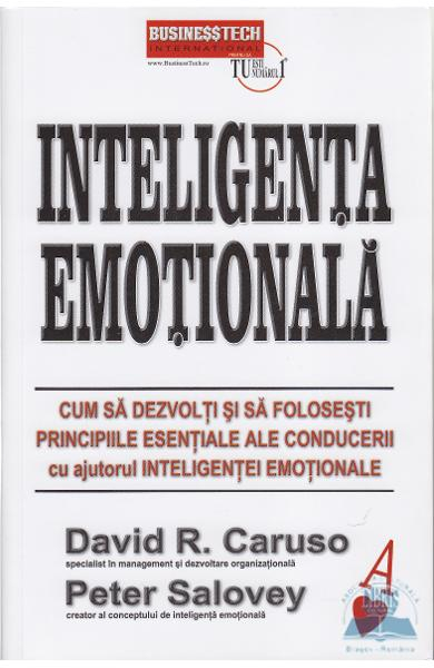 Inteligenta emotionala de David R. Caruso, Peter Salovey 0
