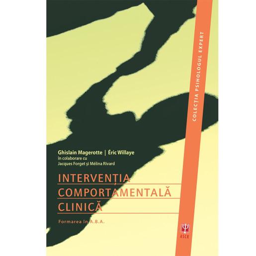 Interventia comportamentala clinica Formarea in A.B.A. de Ghislain Magerotte [0]