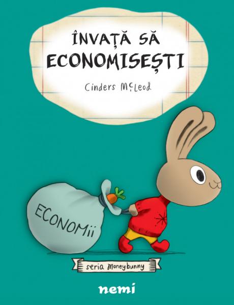 Invata sa economisesti (Seria Moneybunny) 0