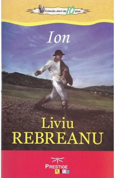 Ion - Liviu Rebreanu 0