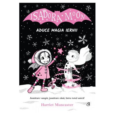 Isadora Moon aduce magia iernii de Harriet Muncaster [0]