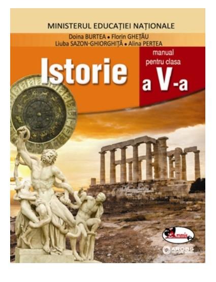 Istorie - Clasa 5 + Cd - Manual 0