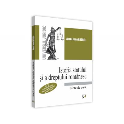 Istoria statului si a dreptului romanesc [0]