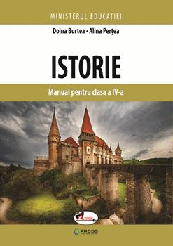 Istorie. Manual pentru clasa a IV-a de Doina Burtea [0]