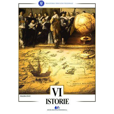 ISTORIE -Manual pentru clasa a VI-a de MAGDA STAN [0]