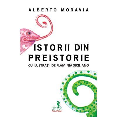 Istorii din Preistorie de Alberto Moravia 0