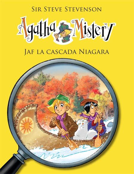 Agatha Mistery: Jaf la cascada Niagara 0
