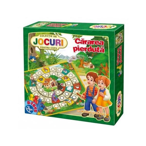 Colectia de Jocuri pentru copii: Cararea Pierduta D-TOYS [0]