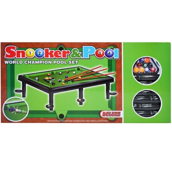 Joc Snooker Pool Deluxe , Robentoys [0]