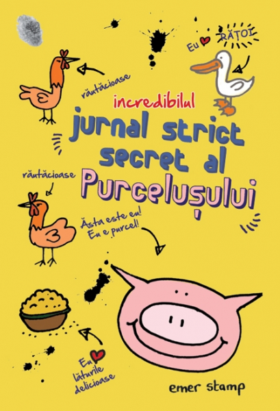 Incredibilul jurnal strict secret al purcelusului 0