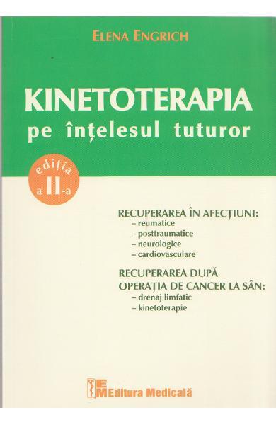 Kinetoterapia pe intelesul tuturor de Elena Engrich 0