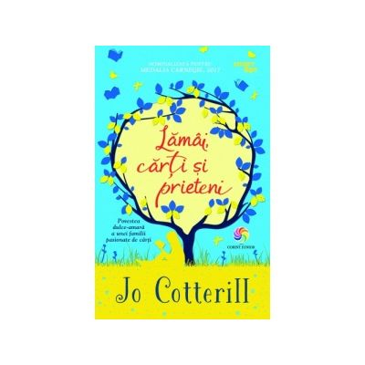 Lamai, carti si prieteni de Jo Cotterill [0]