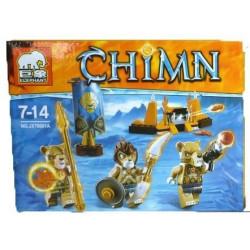 Chimn. Set lego luptatori [0]