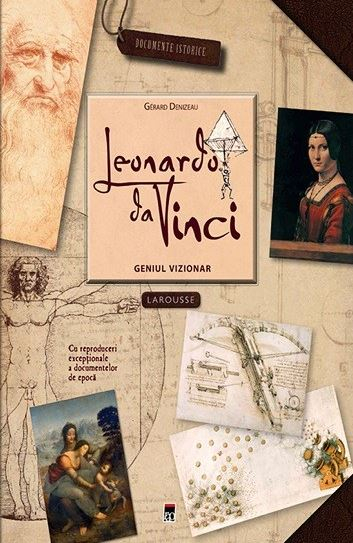 Leonardo da Vinci, geniul vizionar [0]