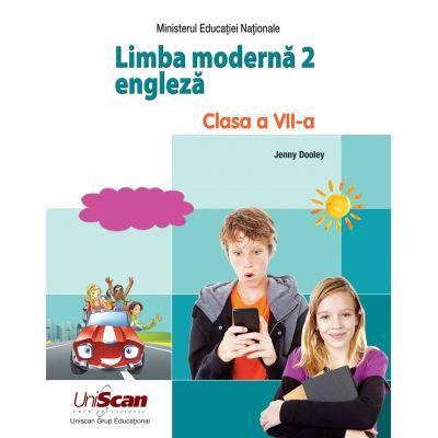 Limba moderna 2 engleza. Manual pentru clasa a 7-a (L2)