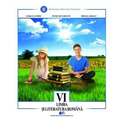 Limba si literatura romana. Manual pentru clasa a VI-a. de Mariana Norel, Petru Bucurenciu, Mihaela Dragu 0