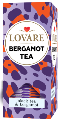 BERGAMOT TEA - Black tea and bergamot 0