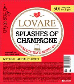 Lovare Splashes of Champagne 50 plicuri [0]