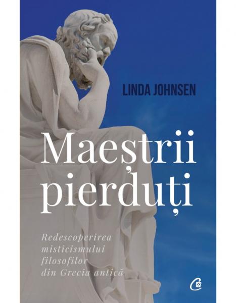 Maestrii pierduti de Linda Johnsen